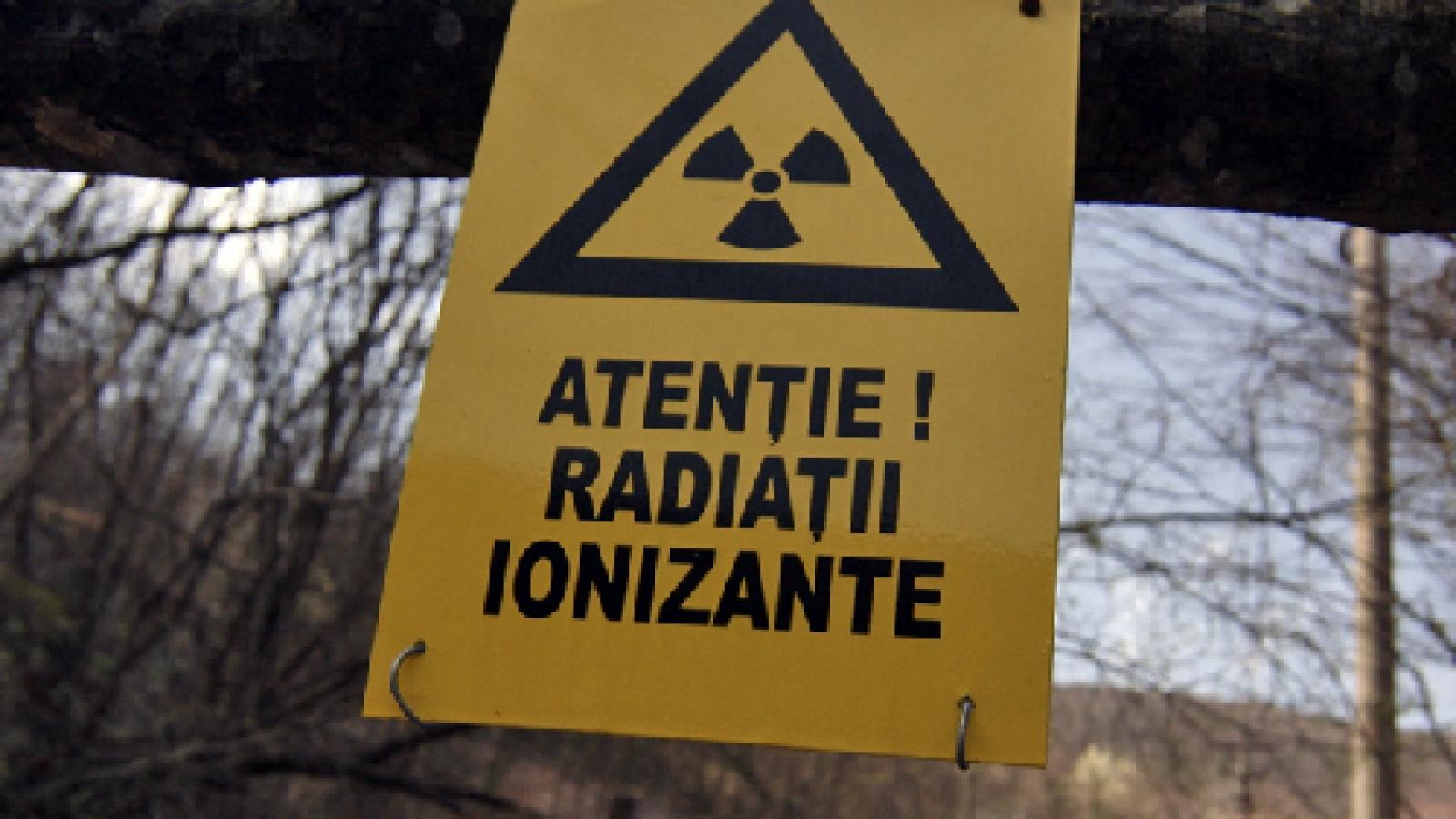 atentie-radiatii